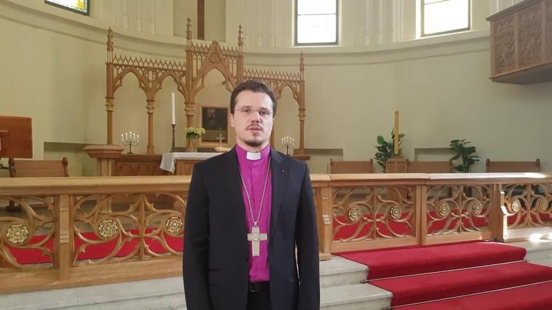 Архиепископ Дитрих Брауэр о сотрудничестве с Церковью Саксонии