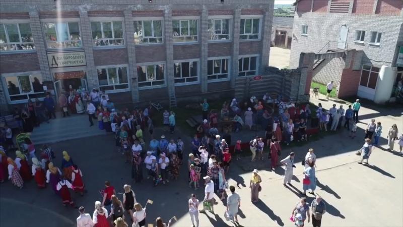 Карпогоры Июль 2018 Петровская ярмарка
