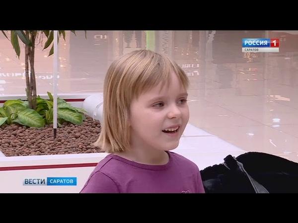 Устройство Вселенной в игровой форме рассказали детям в одном из ТЦ города