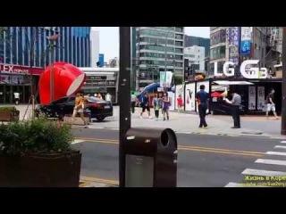 Прогулка по Сеулу с Игорем, часть 4
