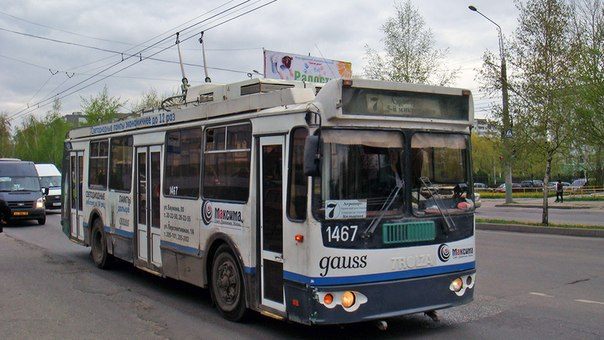 #троллейбус #пенза #россия