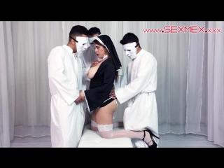 Sexmex-xx alexandra paris baptism