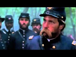 США. Геттисберг. 1863. Подвиг полковника Д. Чемберлена.