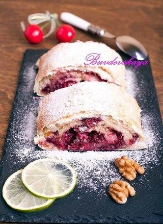 пироги с ягодами и фруктами - Страница 4 FT2jVv8NHgU