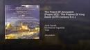 The Peace Of Jerusalem Psalm 122 The Psalms Of King David 10Th Century B C