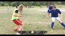 Чемпионат ЛФА ШАТУРА 2018. Аврора - Локомотив-2 1:2 (22.07.2018)