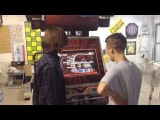 ITG @ J-Play Cafe Демонстрация In The Groove 2