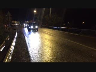 ❗Транспортное сообщение по ФЕДЕРАЛЬНОЙ трассе А-147 Джубга-Сочи восстановлено. Работы здесь велись в круглосуточном режиме. Мост
