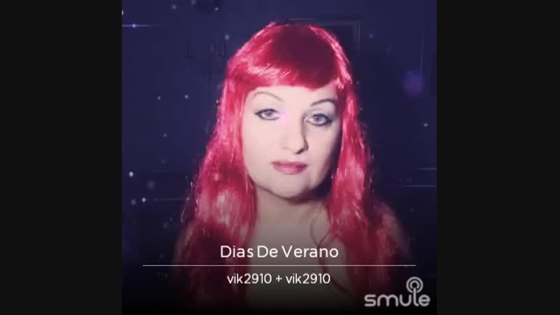 Amaral--Dias-De-Verano-by-vik2910-and-vik2910-on-Smule