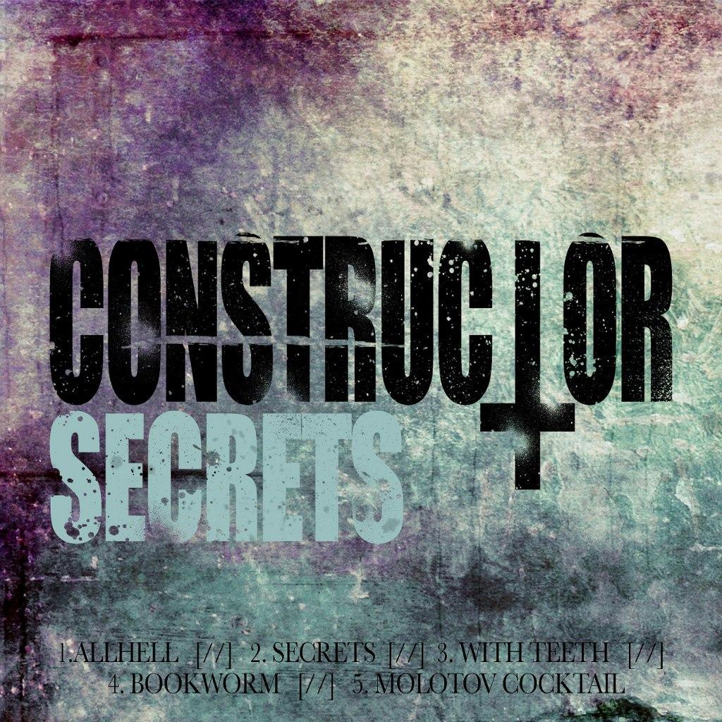 Constructor -  Secrets [EP] (2012)