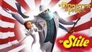 Монстр в париже НА СТИЛЕ мультфильм - клип, Monster in paris dancing