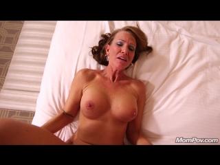 [Mompov.com] Tessah [Anal, Casting, POV, MILF, порно,  секс,  Blowjob, зрелая,  мамочка]