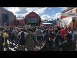 Фестиваль болельщиков FIFA Санкт-Петербург