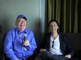Tom Hiddleston The Avengers Deep Blue SeaPt.2 @ TIFF'11~ Stephen Holt Show