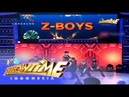 It's Showtime Indonesia - Z Boys Opening Dance Performance!