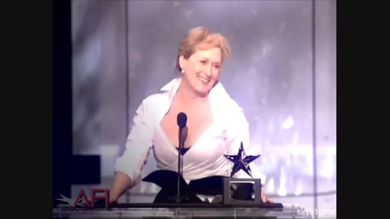 Meryl Streep vine