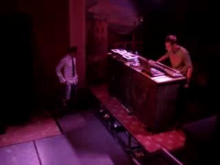 The Kirbi - Звенит Январская Вьюга remix (Рок-н-Ролл кафе @ 24.10.08)