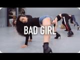 1Million dance studio Bad Girl - Usher Redlic Han Choreography
