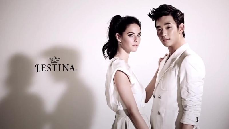J.Estina 2012 Spring-Summer Advertising Campaign