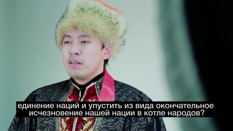 Хальмг келн - Калмыцкий язык