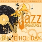 Billie Holiday альбом Jazz Treasures