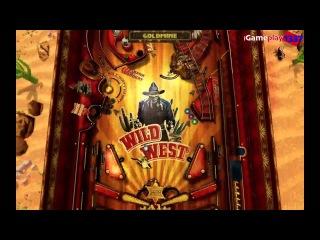 Pinball HD Wild West