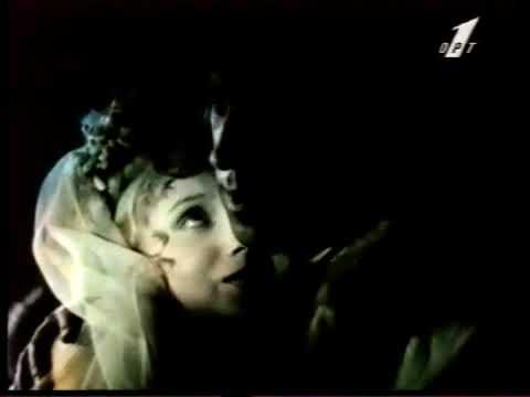 Сказ про то, как царь Пётр арапа женил 1976 г Анонс ОРТ Декабрь 1996 г