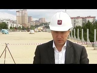 Строительство в деталях - Как реконструируют магистрали Москвы