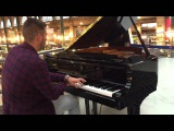 Requiem For a Dream (Lux Aeterna) - Gare du nord - Piano Cover