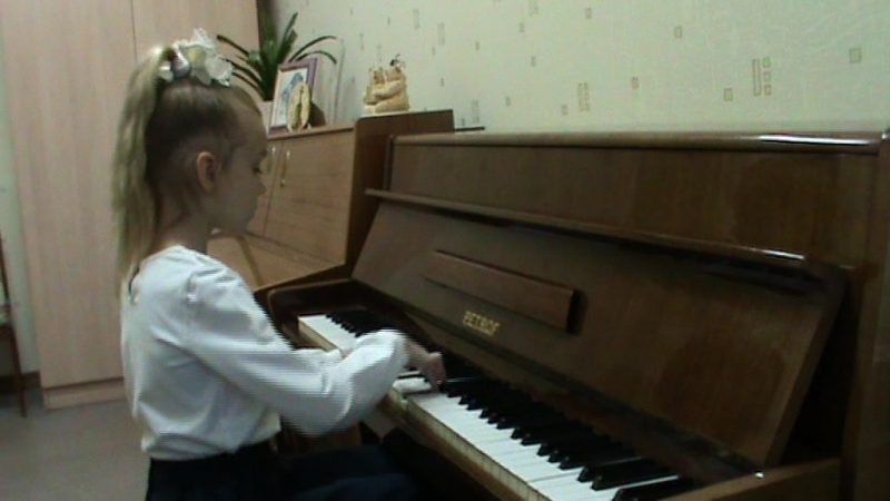 Морозова Евгения - (Н. Любарский) Украинская народная песня