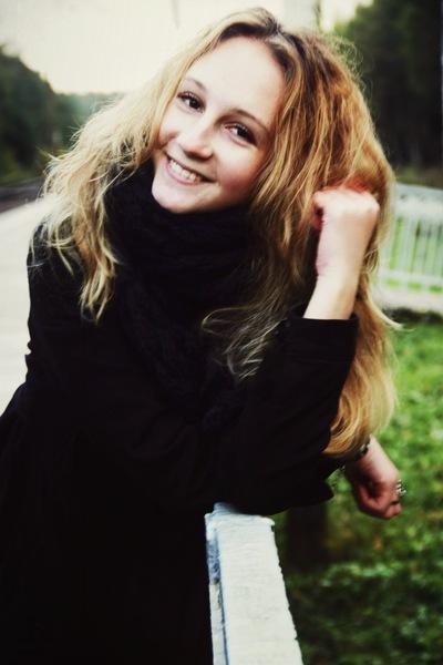 Марта Карпова, 18 ноября , Москва, id108432152