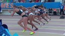 Women 100m Hurdles FINAL Paavo Nurmi Games 2019