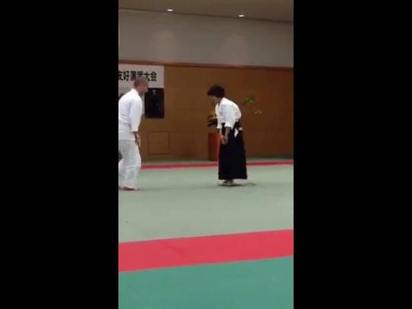 Muden Juku Embu - Sapporo June 2016