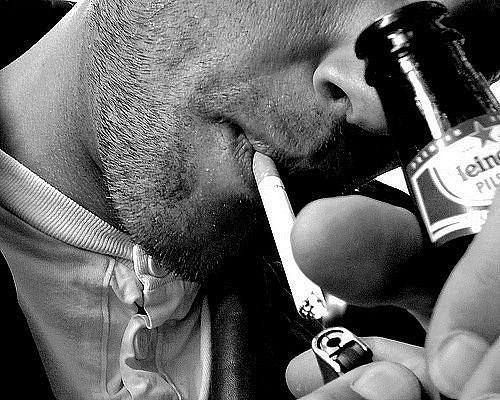 Бросить пить пиво каждый день после работы