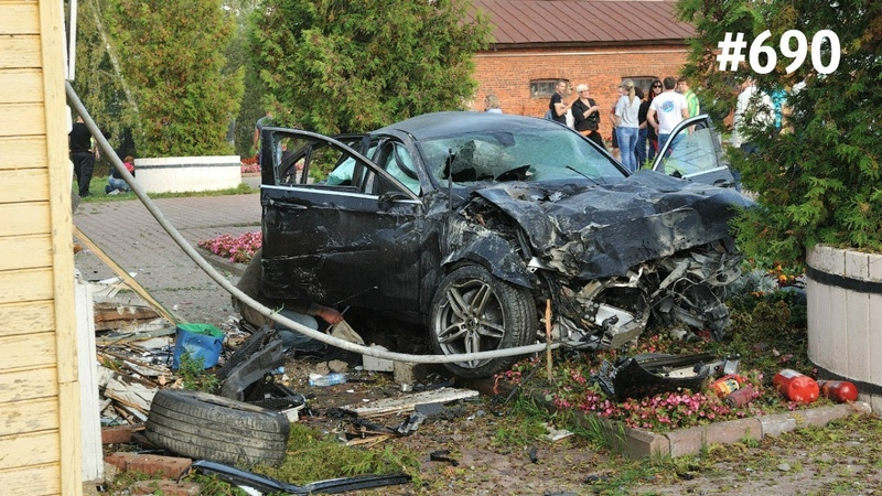 ☭★Подборка Аварий и ДТП от 24 09 2018 Russia Car Crash Compilation 690 September2018 дтп авария