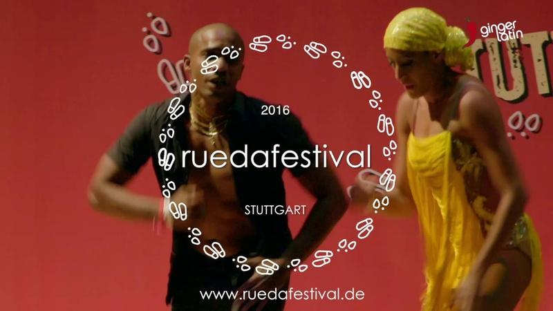 Yohan Yuliet - Cuban Salsa/Reggeaton Show - Ruedafestival Stuttgart 2016(official)