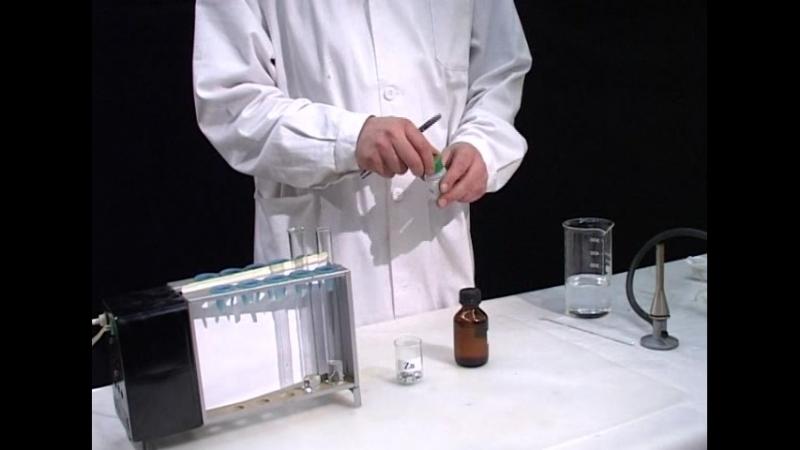 Взаимодействие уксусной кислоты с металлами
