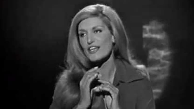 Dalida - Parle plus bas (The godfather) 1972