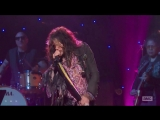 Imagine - John Lennon 75th Birthday Concert 2015 - Come Together - Steven Tyler
