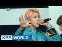 BTS 방탄소년단 - RUN Music Bank COMEBACK / 2015.12.04