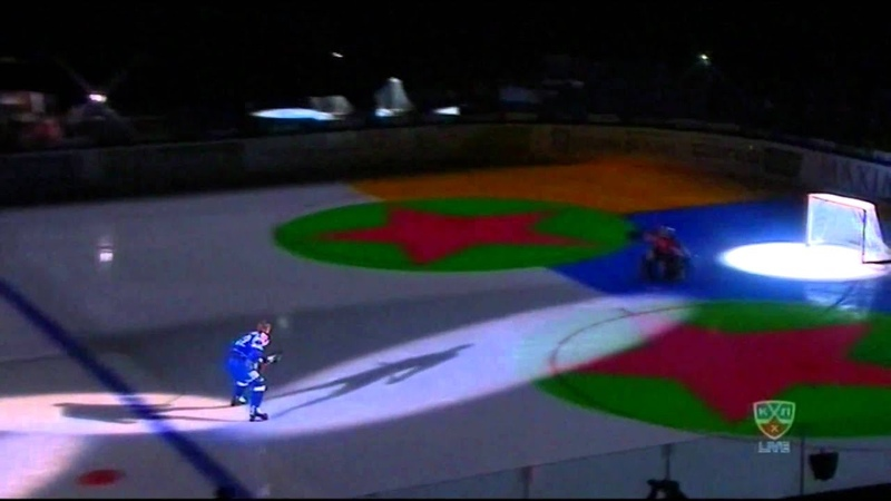 Kuznetsov VS Gashek KHL All star game