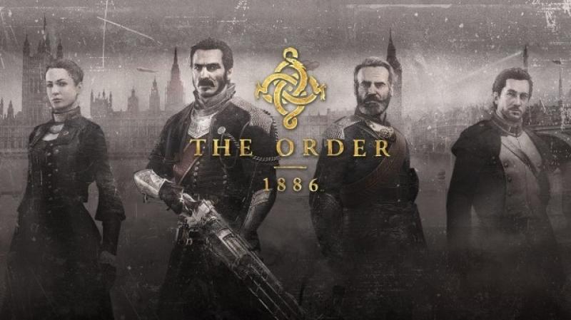 The Order: 1886 TheOrder1886 Ордер Ордер1886 Стрим