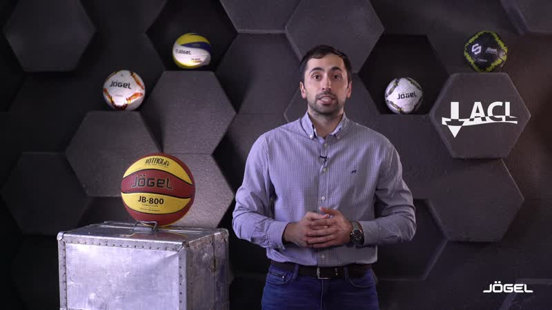 Мяч баскетбольный Jögel JB-800