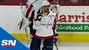 Alex Ovechkin Scores Three Times On Hurricanes For 22nd Career Hat Trick