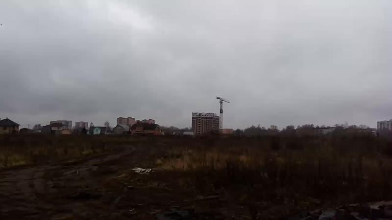 10.11.2018 Захоронение отходов в черте города Лосино-Петровский