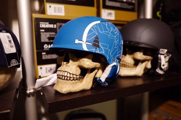 Андрей Рогозов: Всегда катайтесь в шлеме.