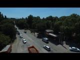 Аэросъемка/Ялтинское шоссе/Марьино/31.07.17/Утро в Крыму
