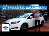 2017 Ford Focus SEL Walkaround Focus Ford