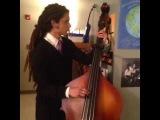Darren Criss - Vine - Double Bass, Baby