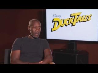 DuckTales_ Don Cheadle IS Donald Duck _ Comic-Con 2018 Exclusive _ Disney Channe